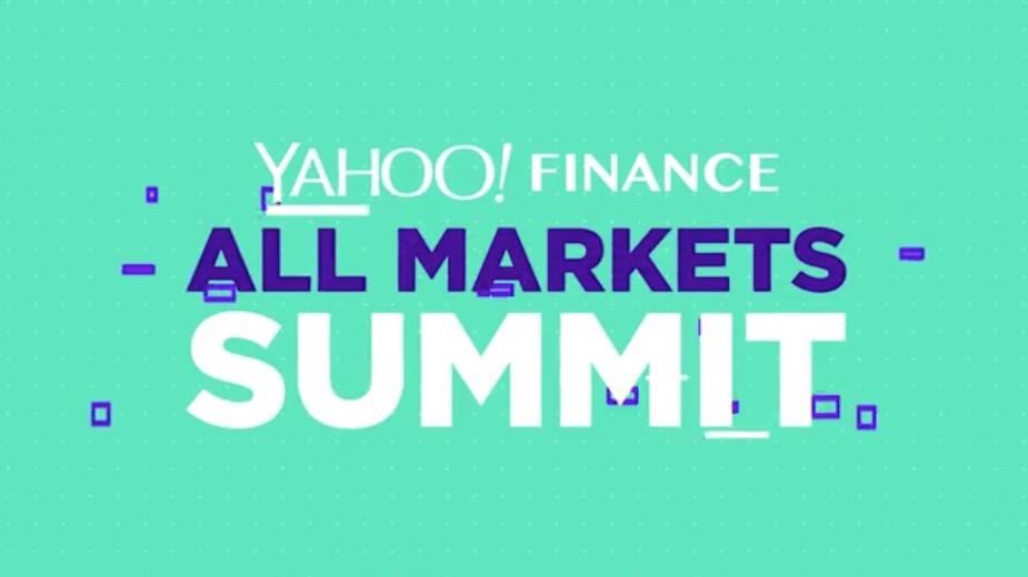 Yahoo Finance All Markets Summit A World Of Change