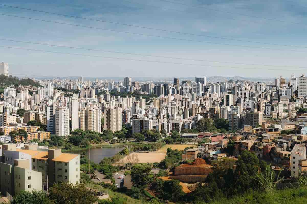 Foto de Belo Horizonte.