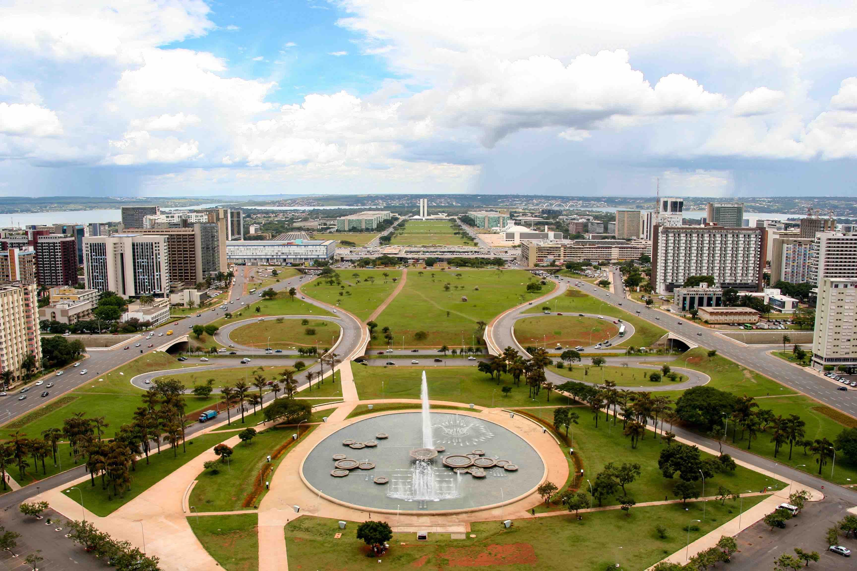 Foto de Brasília, no Distrito Federal.