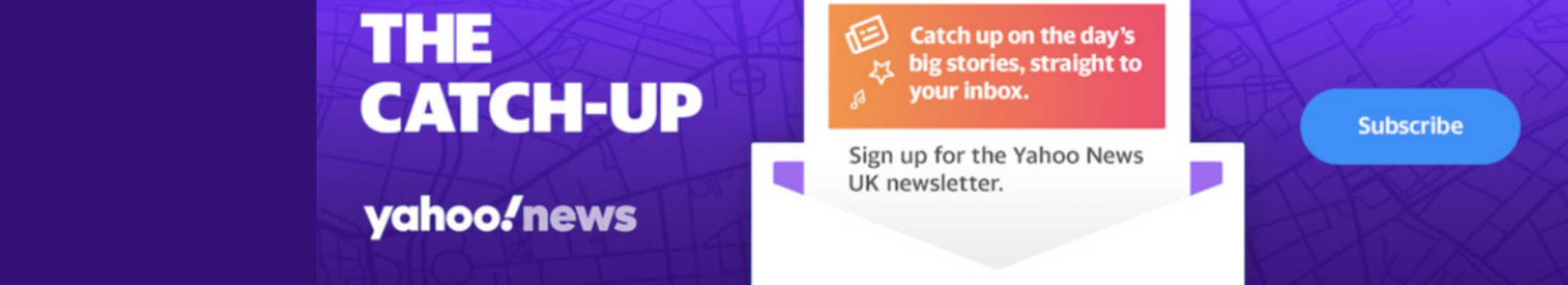 A picture of the Catch-up newsletter.