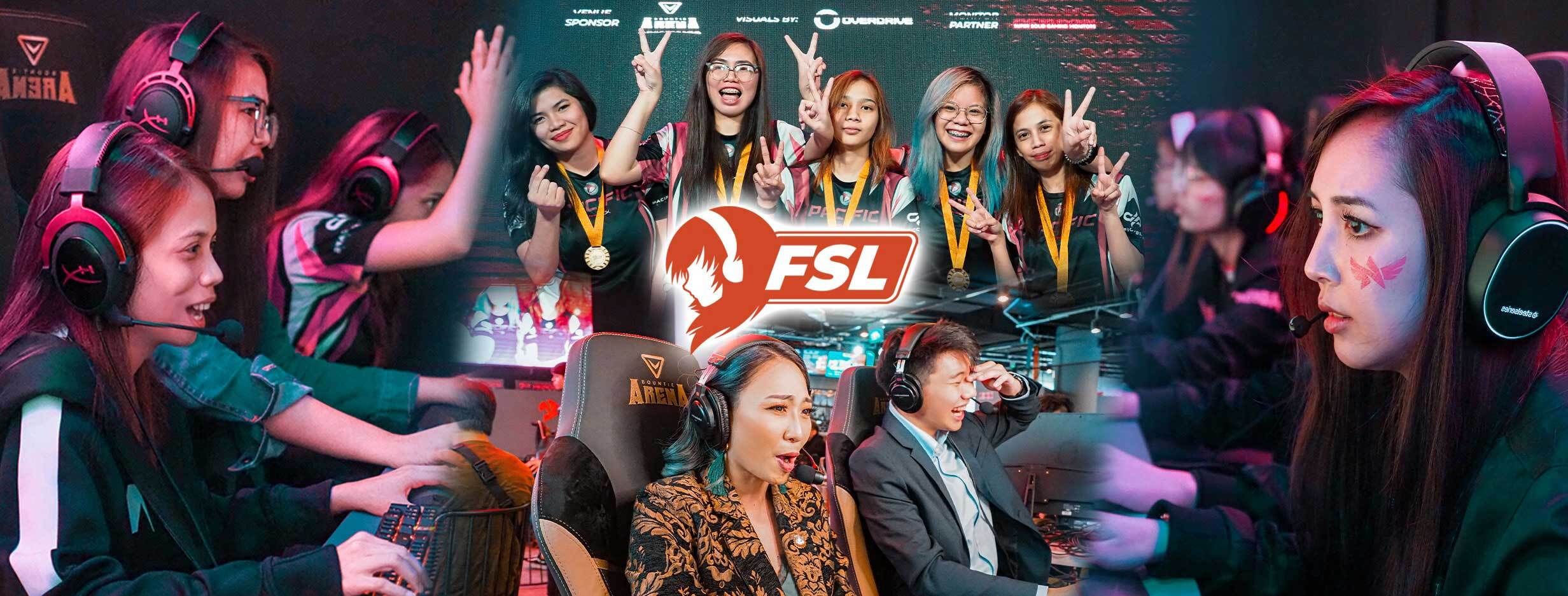 Female Esports League