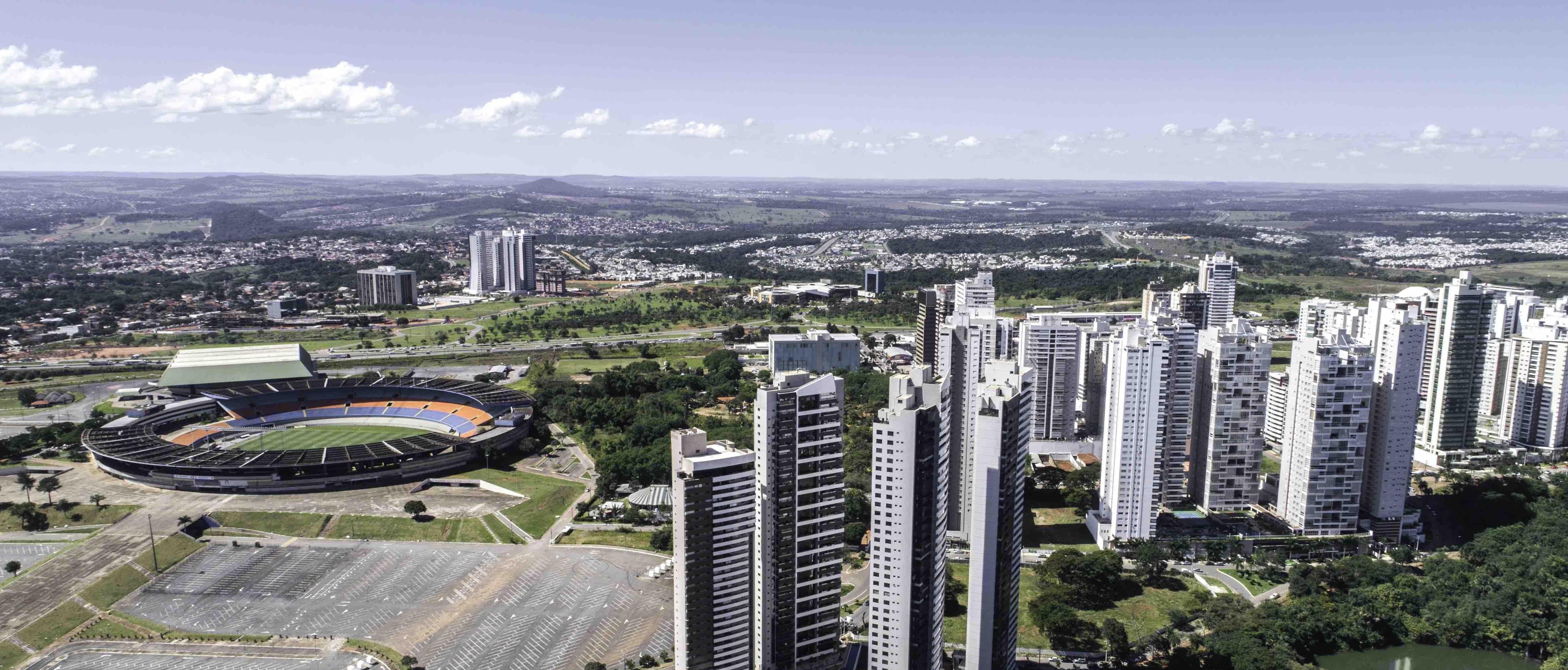 Foto do estado de Goiás.