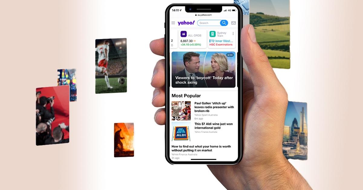 Most popular stories across Yahoo!