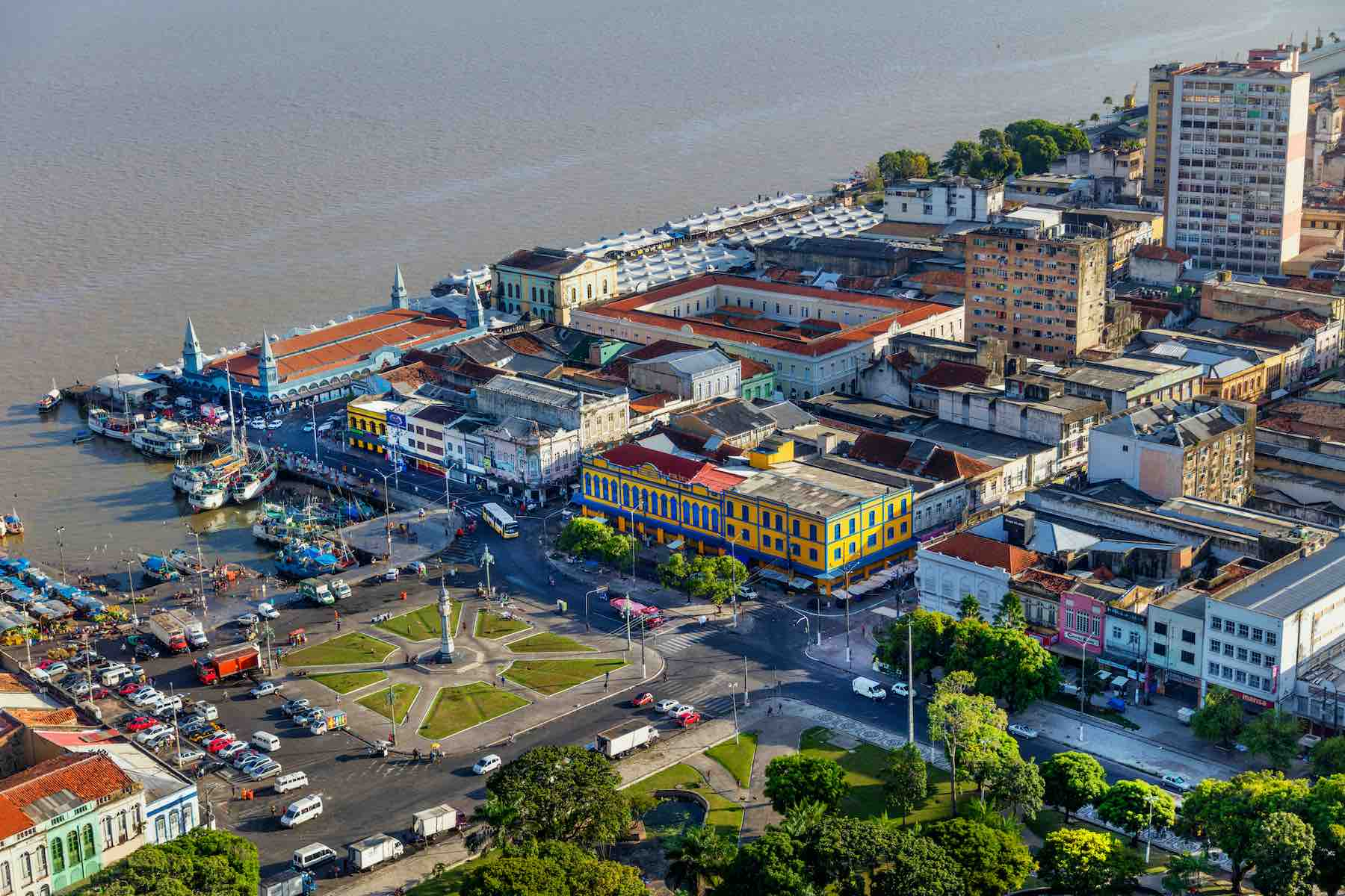 Foto de Belém do Pará.
