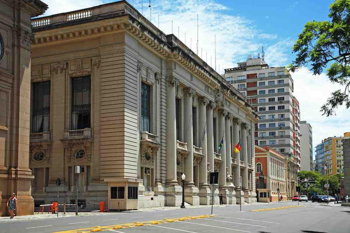 Foto de Porto Alegre.