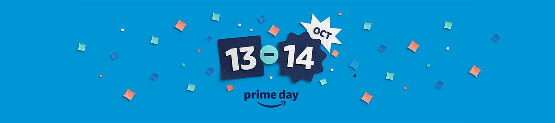 Amazon Prime Day imagen promocional