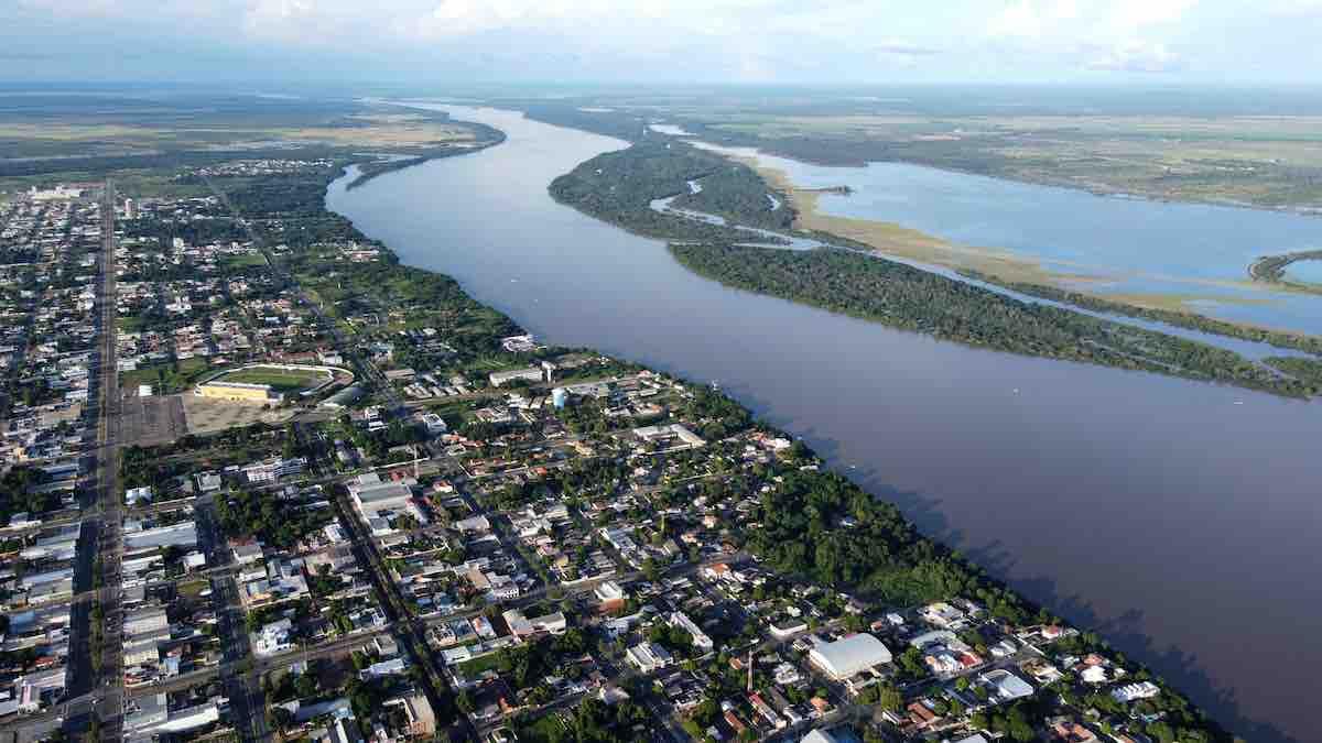 Imagem de Boa Vista, Roraima.