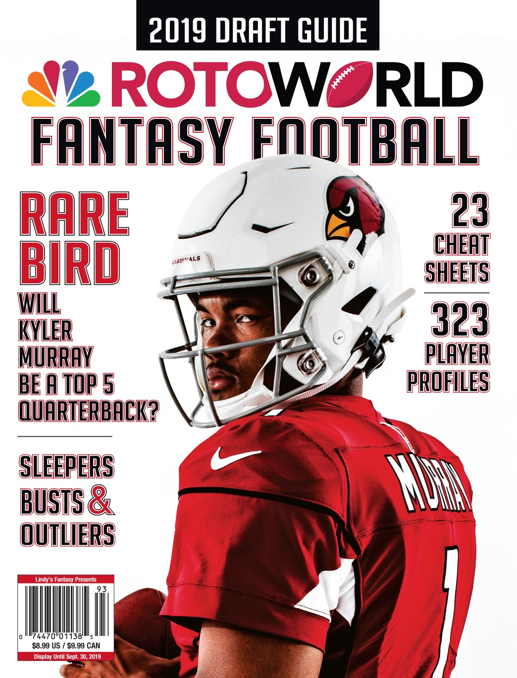 Rotoworld Draft Magazine
